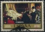 Sellos del Mundo : Europa : España : ESPAÑA_SCOTT 1832.02 TESTAMENTEO DE ISABEL LA CATOLICA POR ROSALES. $0,2