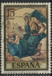 Sellos del Mundo : Europa : España : ESPAÑA_SCOTT 1837.02 SAN MATEO POR ROSALES. $0,2