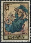Sellos del Mundo : Europa : España : ESPAÑA_SCOTT 1837.03 SAN MATEO POR ROSALES. $0,2