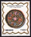 Stamps Mexico -  ARTESANÍA  MEXICANA- Lacas