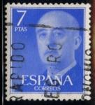 Sellos del Mundo : Europa : España : ESPAÑA_SCOTT 1853 GENERAL FRANCO. $0,2