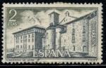 Sellos del Mundo : Europa : España : ESPAÑA_SCOTT 1862 MONASTERIO DE LEIRE. $0,2