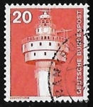 Stamps Germany -  Faro