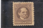 Sellos del Mundo : America : Cuba : Estrada Palma