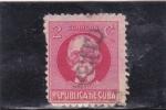 Stamps : America : Cuba :  Máximo Gomez