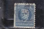 Sellos del Mundo : America : Cuba : Calixto Garcia