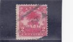 Stamps : America : Cuba :  palmeras