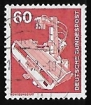 Sellos de Europa - Alemania -  Rayos X