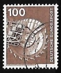 Stamps Europe - Germany -  Escavadora