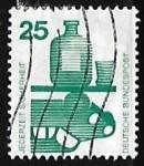 Stamps Europe - Germany -  Prevencion de accidentes