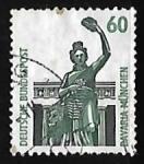 Stamps : Europe : Germany :  Bavaria Munich