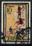 Stamps Spain -  ESPAÑA_SCOTT 1915. $0,2