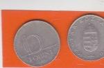 monedas del Mundo : Oceania : Hungría :  escudo y cifra