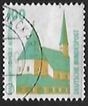 Stamps : Europe : Germany :  wallfahrtskapelle