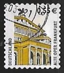 Stamps : Europe : Germany :  Old Opera, Frankfurt