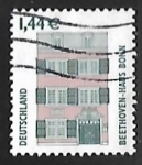 Stamps : Europe : Germany :  Beethoven House, Bonn