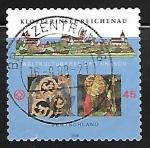 Stamps : Europe : Germany :  Monastic Island of Reichenau