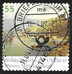 Stamps Germany -  Rhine Valley
