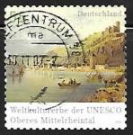 Sellos de Europa - Alemania -  Rhine Valley