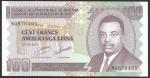 monedas de Africa - Burundi -  P 44b