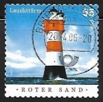 Stamps : Europe : Germany :  Roter Sand