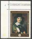 Stamps Europe - Hungary -  Portrait of Jan Asselyn