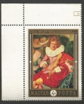Stamps Europe - Hungary -  The Fiddler
