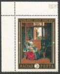 Stamps Europe - Hungary -  Woman Reading Letter