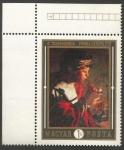 Stamps Europe - Hungary -  Boy Lighting Pipe