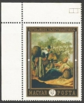 Stamps Europe - Hungary -  Three Fruit Pickers