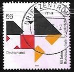 Sellos de Europa - Alemania -  Political education
