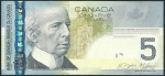 monedas de America - Canadá -  P-101Aa