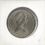 Monedas de  -  -  REINA ISABEL II