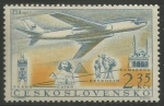 Sellos del Mundo : Europa : Checoslovaquia : Airline: Prague-Cairo-Beirut-Damascus