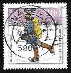 Sellos del Mundo : Europa : Alemania : Dia del sello