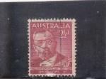 Sellos del Mundo : Oceania : Australia : Ferdinand Von Mueller, 1825-1896