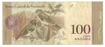 monedas de America - Venezuela -  P-93a