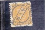 Sellos de Europa - Suecia -  Corneta de correos y corona