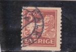 Stamps Sweden -  L E O N