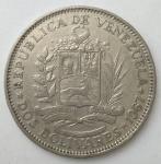 monedas de America - Venezuela -  1967 -2 bolivares