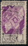 Stamps Spain -  ESPAÑA_SCOTT 1995. $0,2