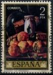 Stamps Spain -  ESPAÑA_SCOTT 2000. $0,2