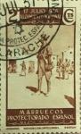 Sellos del Mundo : Africa : Marruecos : Alzamiento Nacional 1976