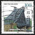 Sellos de Europa - Alemania -  Puente - Dresden