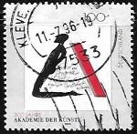 Stamps Germany -  Akademie der kunste