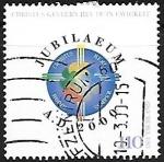 Stamps Germany -  Anniversary 'Anno Domini 2000'