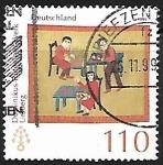 Stamps Germany -  115th Anniv. of Dominikus-Ringeisen Institute