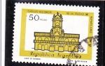 Sellos de America - Argentina -  cabildo histórico de la ciudad Buenos Aires