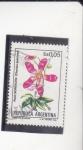Stamps : America : Argentina :  flores- PALO BORRACHO