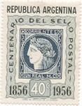Sellos del Mundo : America : Argentina : MS Nº 561